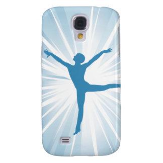 Blue Star Dancer Samsung Galaxy S4 Cover