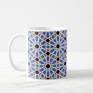 Blue Star Design 325 ml  Classic Mug