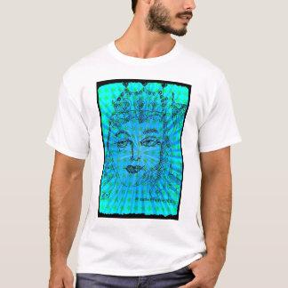 Blue Star Goddess Shirt by Katie Pfeiffer Taurusga