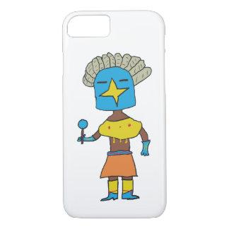 Blue Star Kachina iPhone 7 Case