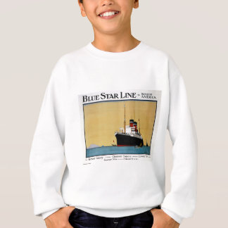 Blue Star Line South America Sweatshirt