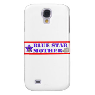 Blue Star Mother Galaxy S4 Cover