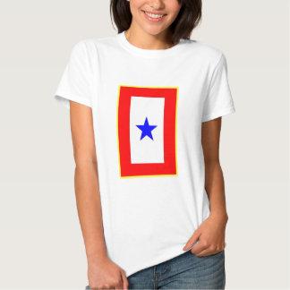 Blue Star Mother T-shirt
