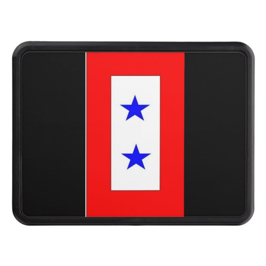BLUE STAR MOTHERS TRAILER HITCH COVER