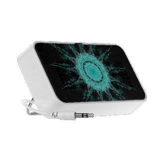 Blue Star on Doodle by OrigAudio™ Laptop Speakers