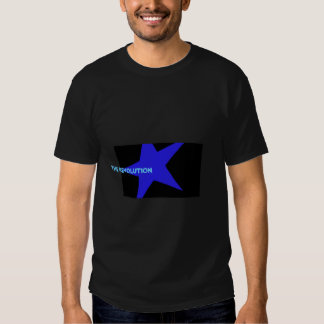 blue star only, The Revolution Tee Shirt