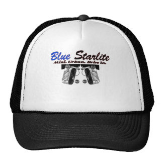 Blue Starlite t's Trucker Hat