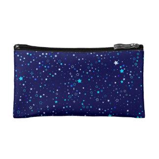 Blue Stars 2 Cosmetic Bag