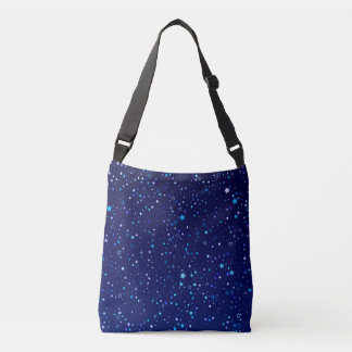 Blue Stars 2 Crossbody Bag