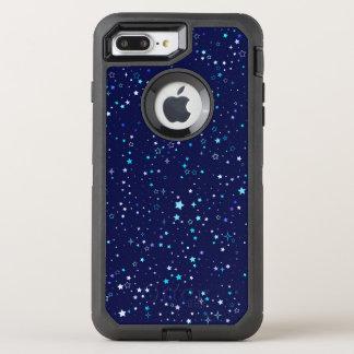 Blue Stars 2 - iphone7 plus OtterBox Defender iPhone 7 Plus Case