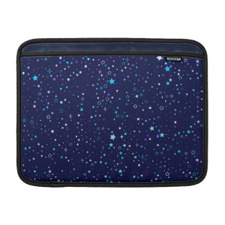 "Blue Stars 2 - Macbook Air 13"" Horizontal Sleeve For MacBook Air"