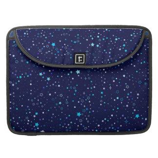 "Blue Stars 2 - Macbook Pro 15"" Sleeves For MacBooks"