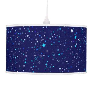 Blue Stars 2 Pendant Lamp