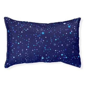 Blue Stars 2 Pet Bed