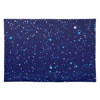 Blue Stars 2 Placemat