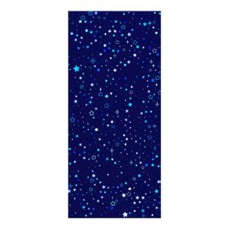 Blue Stars 2 Rack Card