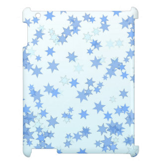 Blue Stars Design Case For The iPad 2 3 4