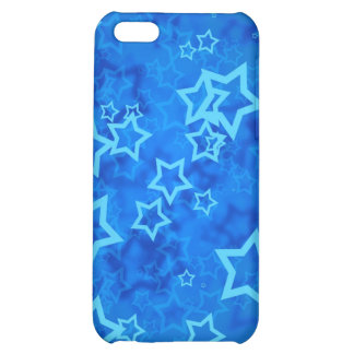 BLUE STARS iPhone 5C COVERS