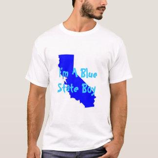 Blue State Boy T-Shirt