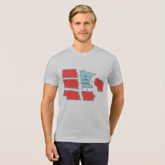 Blue State Minnesota T-Shirt