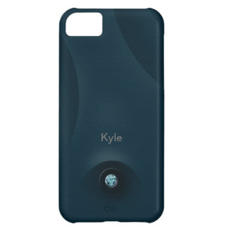 blue steel cover for iPhone 5C