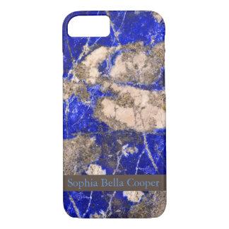 Blue Stone Case-Mate iPhone Case