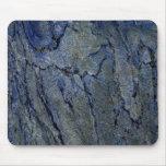 Blue Stone Lapis Lazuli Pattern Mousepads