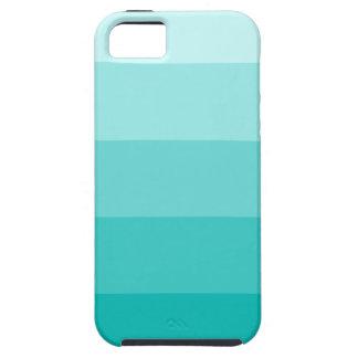 Blue Striped iPhone 5 Case
