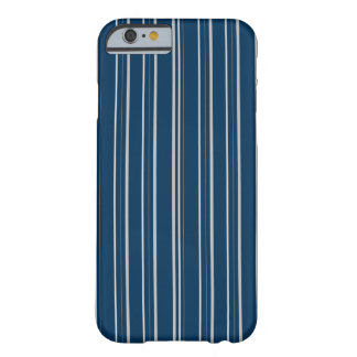 Blue Striped iPhone 6 Case