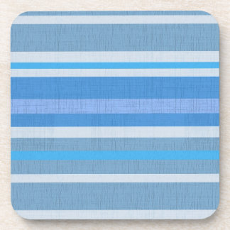 Blue Stripes Coaster