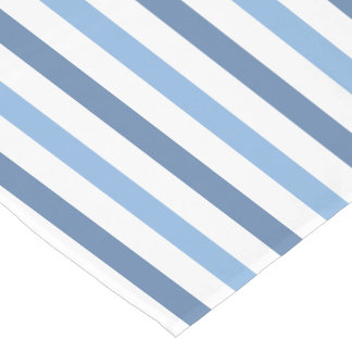 Blue Stripes small Table Runners