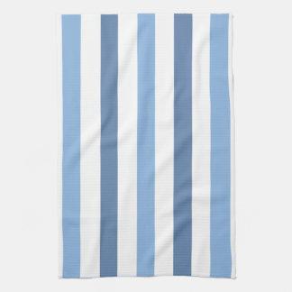 Blue Stripes Tea Towels