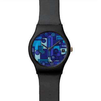 blue summer watch