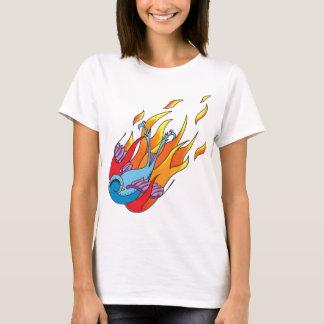 Blue Swallow T-Shirt