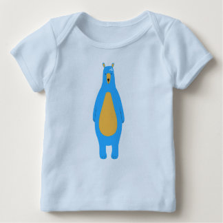 blue t-shirt bear