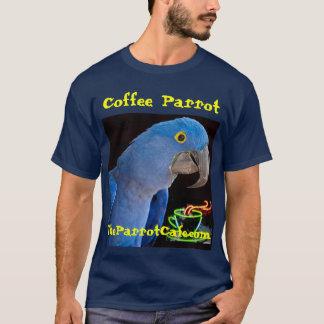 Blue Tara Coffee Parrot Tee
