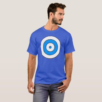 Blue Targeteer T-Shirt