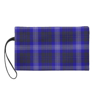 Blue Tartan Bag