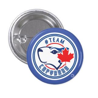 Blue Team Capybara Button (small)