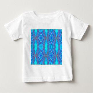 Blue texture baby T-Shirt
