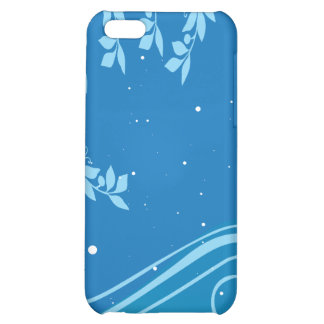 blue theme case for iPhone 5C