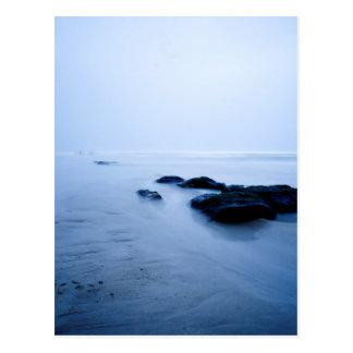 blue tide postcard