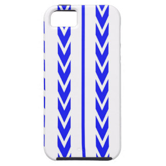 Blue Tire Tread Case For The iPhone 5