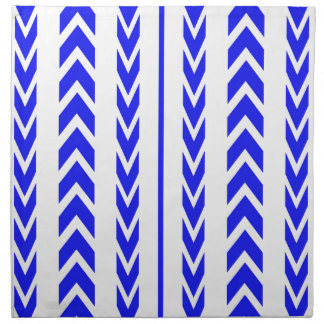 Blue Tire Tread Napkin