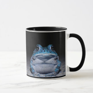 Blue Toad Mug