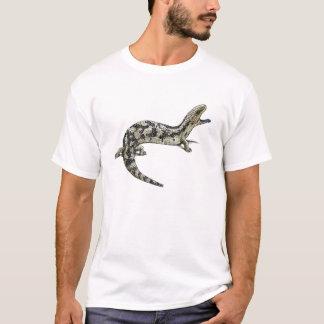 blue tongued lizard T-Shirt
