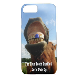 Blue Tooth Enabled Horse Case-Mate iPhone Case
