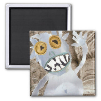 Blue-toothed! Magnet