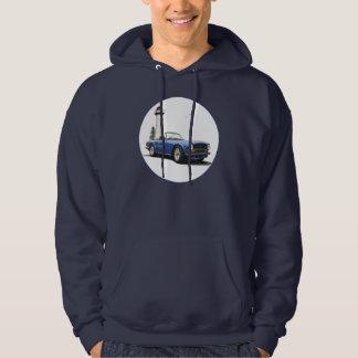 Blue TR6 Hoodie