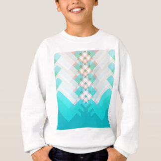 Blue tree sweatshirt